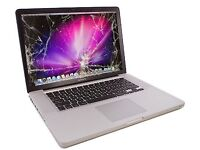 Wanted broken Macbook