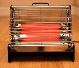 Two Bar Electric Heater