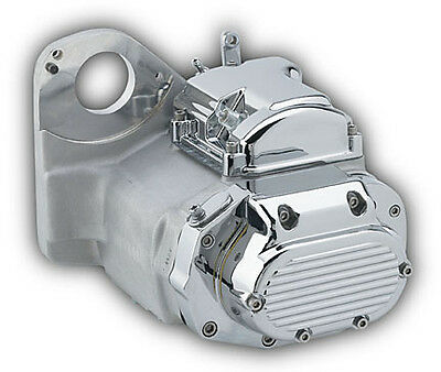 Ultima Natural 6-speed Left Side Drive Transmission for 91-99 Softail and Custom