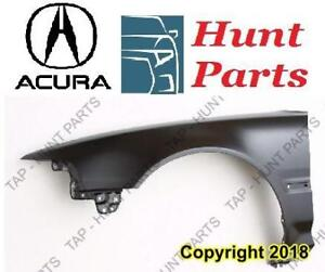 All Acura Fender Bumper Cover Front Rear Grille Hood Inner Liner Fausse Couverture Pare-Chocs Arrière Avant Aile Capot
