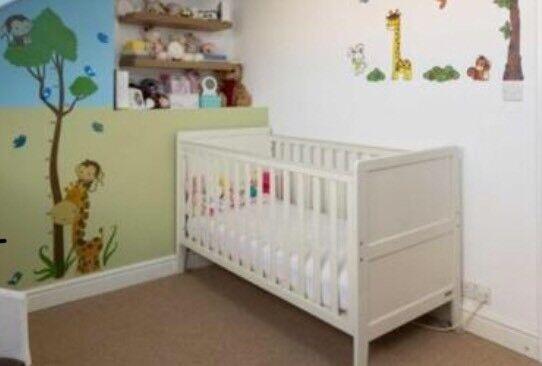 Mamas And Papas Madison Nursery Furniture Set Rrp 750