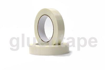1 60 Yards Fiberglass Reinforced Filament Tape Strapping Tape 18 Rolls