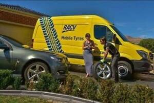 Mobile Tyre Technician
