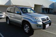 '08 Toyota Prado D4D Auto Wagon $119pw TAP* O'Connor Fremantle Area Preview