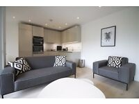STYLISH 1 BED 1 BATH, 2ND FLR 553 SQFT CONCIERGE, OPEN PLAN LIVINGROOM St Pancras Way, Camden, NW1