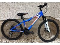 "Mongoose Evict Boys Mountain Bike 24"" 9-11 yrs"