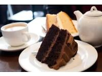 LFWP Free afternoon tea (Easter special)