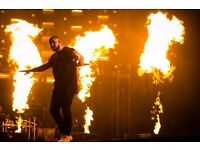 DRAKE TICKETS LEVEL 1 6x RARE (VALENTINES DAY) ***TICKETS IN HAND***
