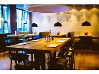 Full and Part Time Bar Staff - Social