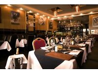 Delivery Driver & Waiter Required for Small Italian Restaurant