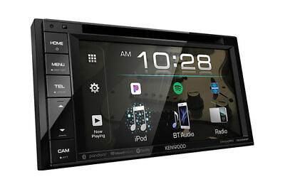 """KENWOOD DDX26BT 6.2"""" DOUBLE 2DIN TOUCHSCREEN CAR STEREO MP3 DVD BLUETOOTH STEREO"""