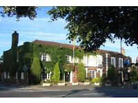 HOTEL HOUSEKEEPER Required at The Bulls Head Chislehurst £7.75ph
