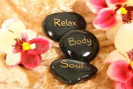 Lovely oriental full body relaxing massage