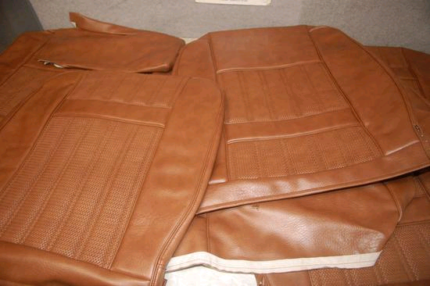 Wanted: Leather seat covers and door trims