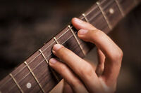 Personalized Private Guitar Lessons! $20 hourly