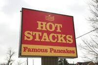Hostess and kitchen help HOT STACKS