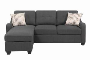 BRYNN  REVERSIBLE SECTIONAL - STORE CLOSING - TAX/DEL. INCLUDED