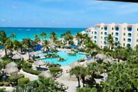 Aruba. Costa Linda Resort. 2 bdrm. Mar. 5-12, 2021