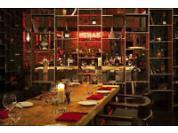 Experienced Sous Chef Required - STEAK Restaurant