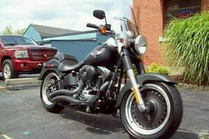 Pre Owned Harley Davidsons