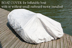 BOAT COVERS FOR INFLATABLE BOAT DINGHY sizes from 7 ft to 16 ft