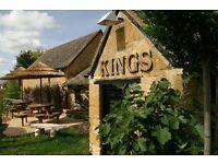Sous Chef - Award Winning Village Pub