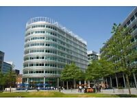 14-16 Desk Office Space in Manchester City Centre, M3 | From £899 per week