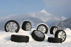 Winter Tires -  215/75 R15      100s