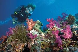 Scuba Diving trip to Hurghada 22 April