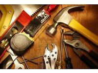 Multi-Skilled Tradesman available for Home & Let Property maintenance, repairs, refit, re-furbs, etc
