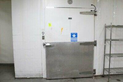 Walk In Cooler Freezer Combo 30x15 With 2 Doors