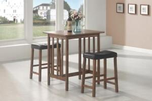 Marco 3pc dining set $259 TAX INCLUDED!