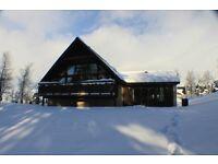 Christmas week, Luxury Lodge, 3 bed, sleeps 6, Slaley Hall Northumberland