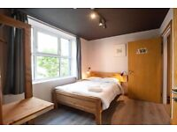 Gorgeous Twin Room Perfect for Working Couples looking for a easy commute to Central London