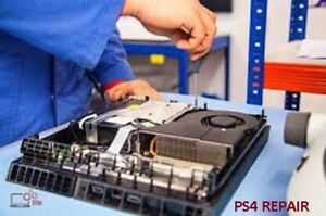 PS 4 REPAIR AFFORDABLE AND PROFESSIONAL