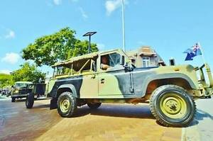 Land Rover Perentie EX ARMY Monkland Gympie Area Preview