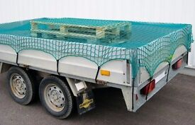 New Fray-Resistant Trailer & Truck Cargo Net - Medium or Large available