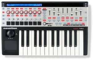 Novation SL 25 MKII - Comes with box in great condition.