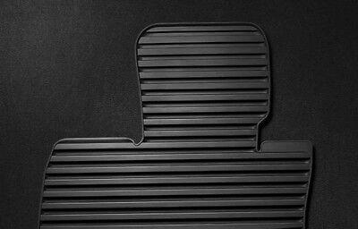 BMW Black All Weather Floor Mats SET OF 4 2008-2014 X6 35iX 50iX SET 51472231953