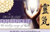 Certified Reiki Training At Circle of Light Healing Arts Academy