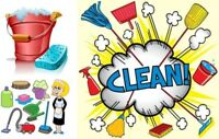 911 CLEAN UP SERVICES OFFERS CLEANING !!!