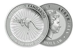 Silver 1oz Kangaroo Coins/Bullion
