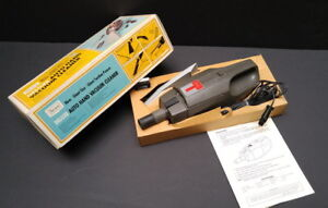 New Auto Hand Vacuum Cleaner with Cigarette Lighter Plug