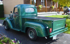 1939 International pickup 1/2 tonne