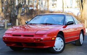 1989 to 1993 Nissan 240SX