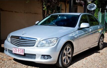2008 Mercedes-Benz C200 Sedan **12 MONTH WARRANTY** Coopers Plains Brisbane South West Preview
