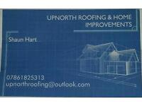 Upnorth roofing