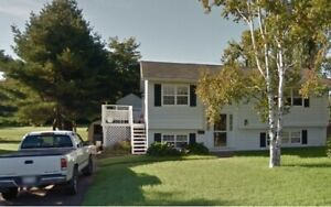 Upper level of House for rent ...or 2 rooms or Senior Com. Care