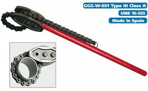 New Tongue Pipe Chain Wrench Hand Tool by SUPER-EGO (Spain)