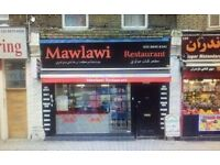MAWALAWI Restaurant for SALE @ FANTASTIC PRICE